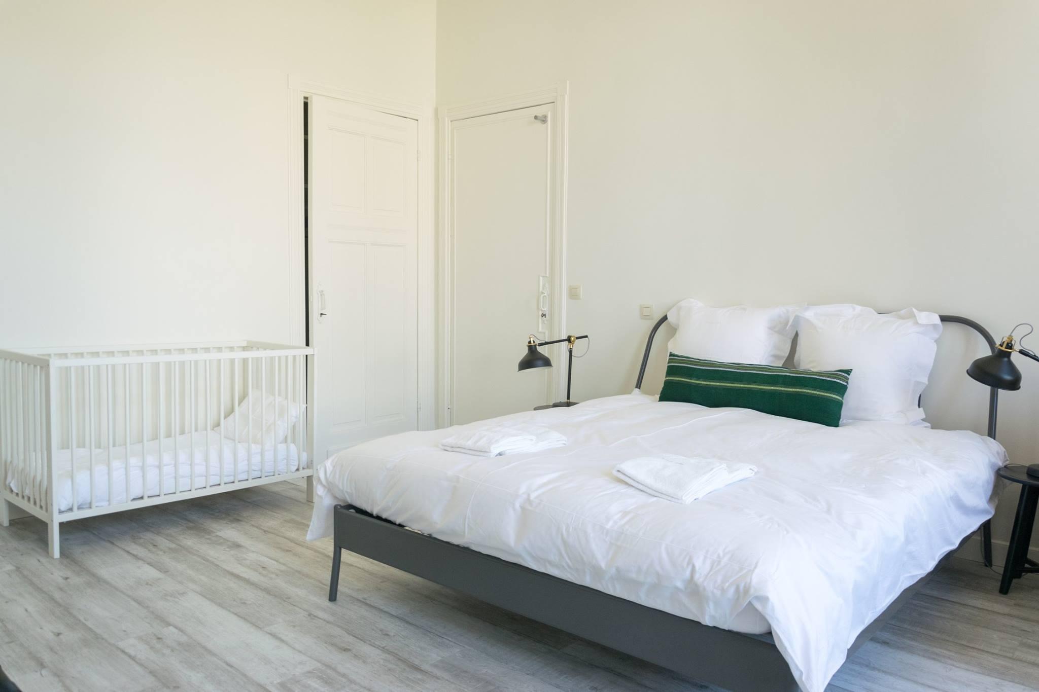 vakantiehuis slaapkamer 1