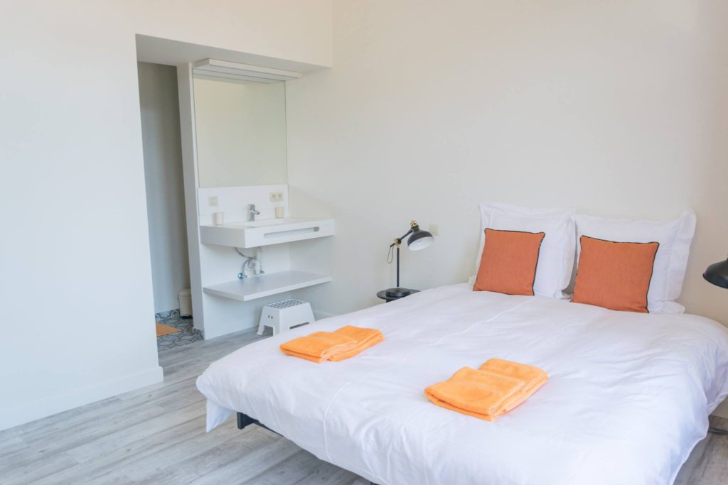 vakantiehuis pastorie stella slaapkamer